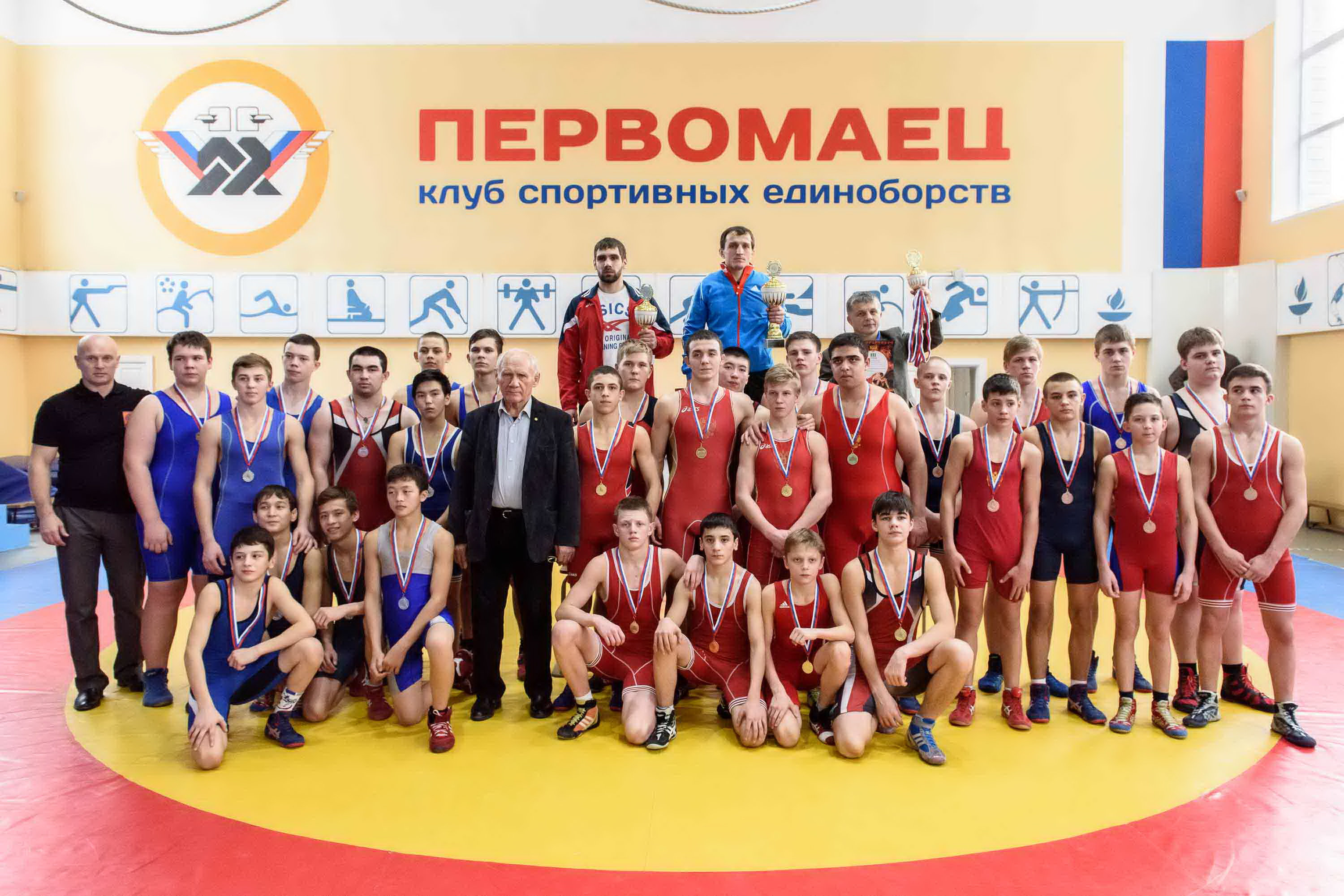 NSO Cup in Greco Roman wrestling 15.12.2016 2