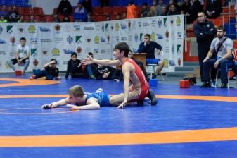 40-й Международный турнир по греко-римской борьбе, посвящённый памяти Героя труда Маскимова Л.И., на призы АО