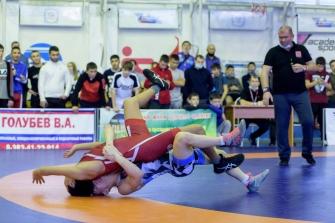 СФО по греко-римской борьбе (U18), 30.01.2021