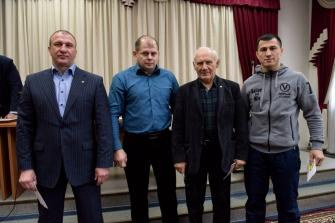 Подведение итогов года Федерации спортивной борьбы НСО, 27.12.2018_2