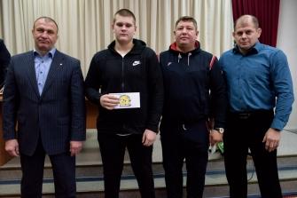 Подведение итогов 2018 года Федерации спортивной борьбы Новосибирской области, 27.12.2018