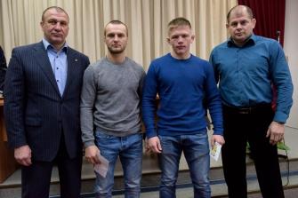 Подведение итогов года Федерации спортивной борьбы НСО, 27.12.2018_9