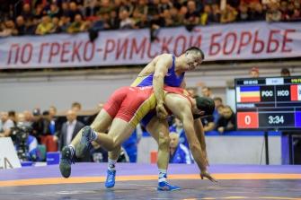 Чемпионат России по греко-римской борьбе 2017, Владимир_1