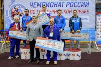Чемпионат России по греко-римской борьбе 2017, Владимир_4