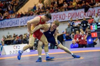 Чемпионат России по греко-римской борьбе 2017, Владимир_8