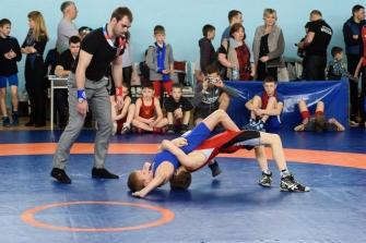 Традиционный турнир по греко-римской борьбе, посвящённый памяти мастера спорта России Евгения Черношейкина