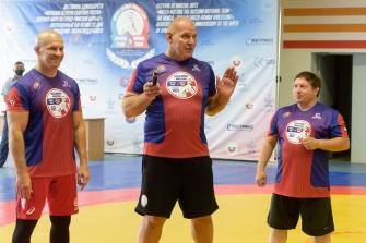 В Краснодаре отметили 150-летие чемпиона чемпионов Ивана Поддубного, 22.08.2021_1