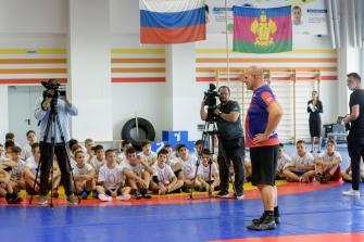 В Краснодаре отметили 150-летие чемпиона чемпионов Ивана Поддубного, 22.08.2021_4