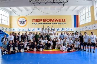 Фестиваль спортивной борьбы 41 армии - 2017, Новосибирск