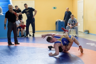 Чемпионат Новосибирской области по греко-римской борьбе 06.06.2018