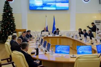 Открытие первого специализированного зала греко-римской борьбы В Якутске, 25.12.2019
