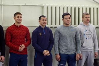 Тренировка в Динамо 31.12.2018_1