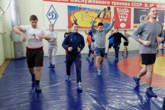 Тренировка в Динамо 31.12.2018_2