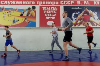 Тренировка в Динамо 31.12.2018_5