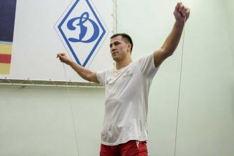 Тренировка Романа Власова в СК ДИНАМО, 23.01.2017_7