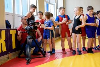 Тренировка Романа Власова в клубе