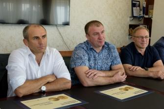Заседание попечительского совета Федерации спортивной борьбы Новосибирской области, 07.06.2018