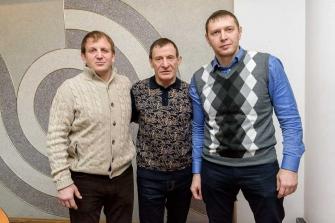 Подведение итогов деятельности Федерации спортивной борьбы России за 2016 год