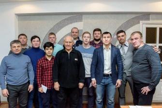 Подведение итогов Федерации спортивной борьбы НСО 2016_7