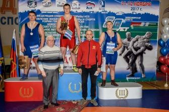 В Новосибирске прошёл XI Всероссийский турнир «Центр державы», посвященный памяти борцов и тренеров Новосибирской области