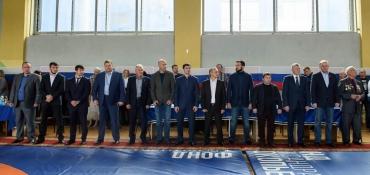 VI Межрегиональный турнир по греко-римской борьбе «Кубок единства», 2017, Бийск