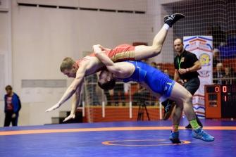 XXIII Всеросссийский турнир по греко-римской борьбе памяти Александра Нестеренко_1