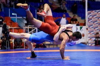 XXIII Всеросссийский турнир по греко-римской борьбе памяти Александра Нестеренко_3